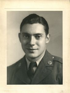 Dads (Archie's) Army Picture 1941