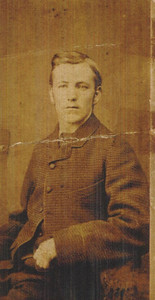 John George Charlton - My Great Grandfather