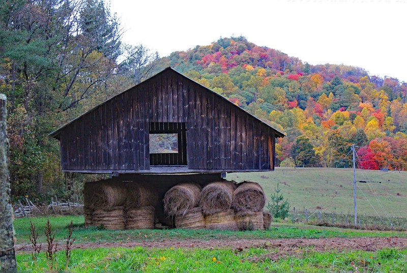 Floating Hay Barn