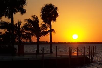 Key Largo Sunset.