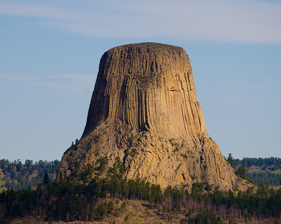 Bear Lodge ( Devils Tower)