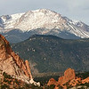 Pano Pikes Peak