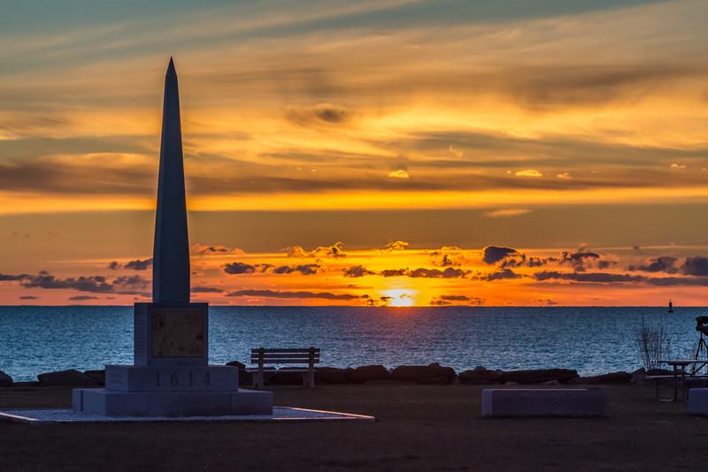 Sunrise, Rye NH