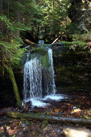 Here is a Picture of Fern Falls.