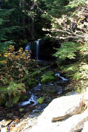One last shot of Fern Falls.