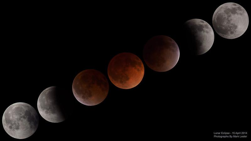 Lunar Eclipse - 15 Apr 2014