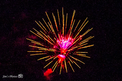 Fireworks - Monona [d] July 04, 2018