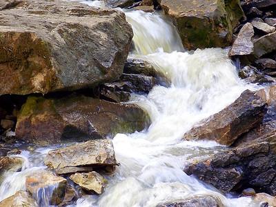 Waterfalls/Waterways in Hamilton, Ontario area!!First Blizzard of 2013