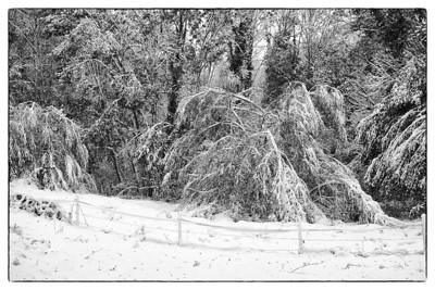 First snow, Agnolas France Oct2012