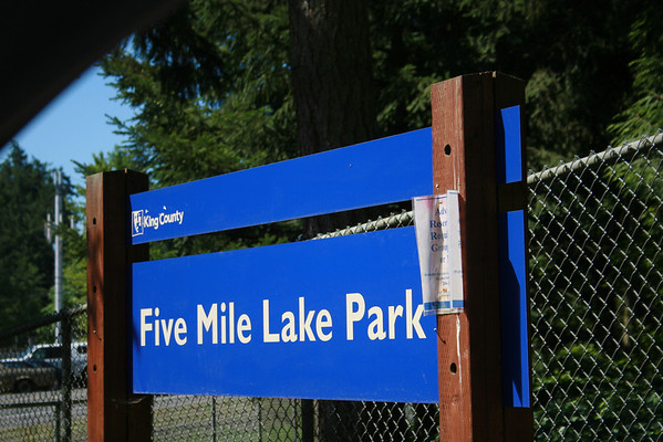 Five Mile Lake Park