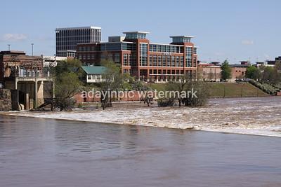 Phenix City Riverwalk Synovus Bldg.
