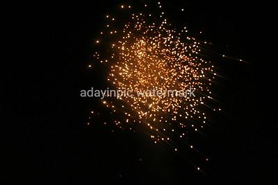 Galaxy or Fireworks?