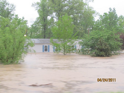 Flooding April 2011