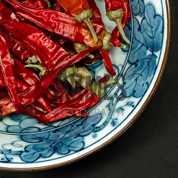 Chillies and Bowl