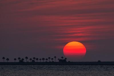 Florida sunrise.