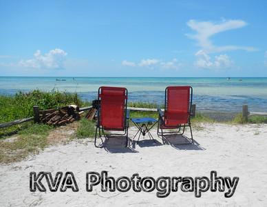 Long Key, Florida, beach,