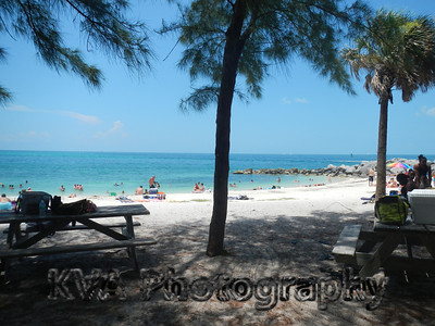 Beach, Fort Zachary, Key West