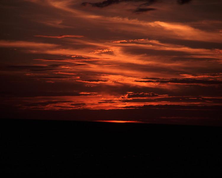 2003- Sanibel sunset