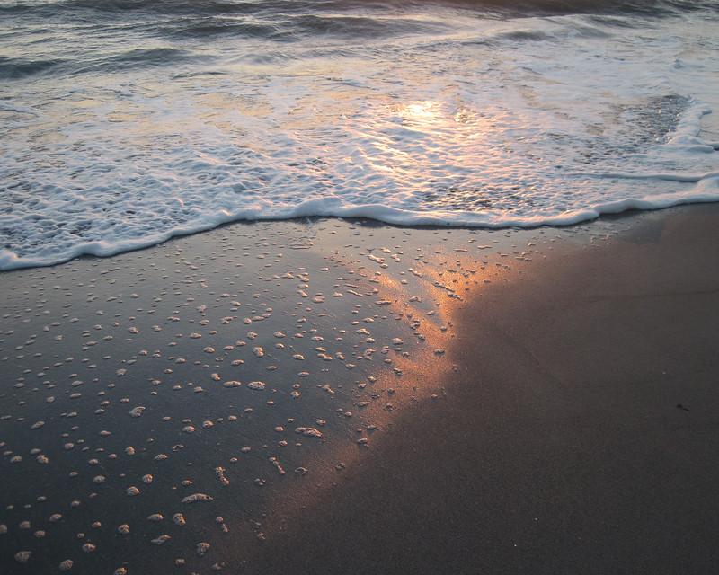 2014_sunset reflection_Sanibel Feb 2014