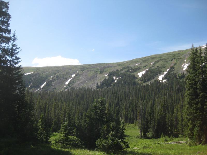 Hike to Lake Isabelle, Colorado July 18, 2009 - Niwot Ridge