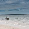 Boneyard Beach on Big Talbot Island