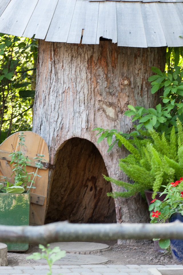 Where the Gnomes Live