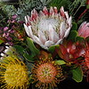 A Protea Bouquet From Hawaii