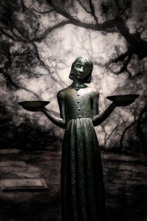 Garden of Good and Evil Statue Copyright 2018 Steve Leimberg UnSeenImages Com _DSF4065