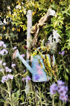 Flower Pot - Becky - Copyright 2016 Steve Leimberg - UnSeenImages Com L1000134