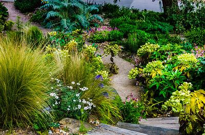 Steps into a Garden