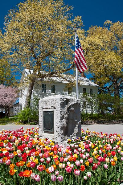 Charlotte Monument