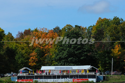 Foliage and Clouds at 2012 SCCA Runoffs