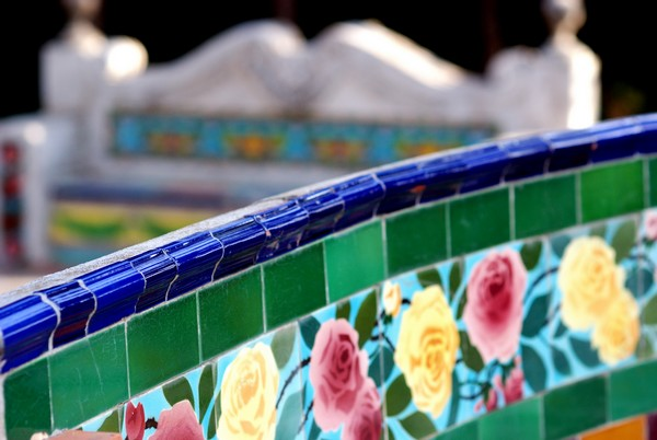 """Fontana Rosa"" Menton France September 2007"