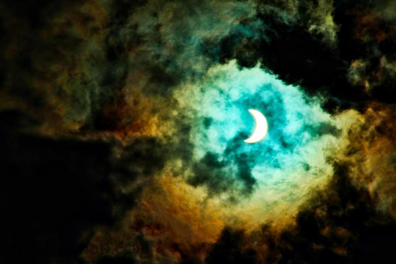 Fantasy Solar Eclipse