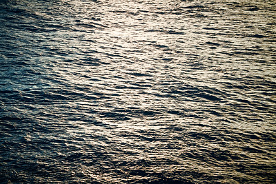 Ocean water texture from above