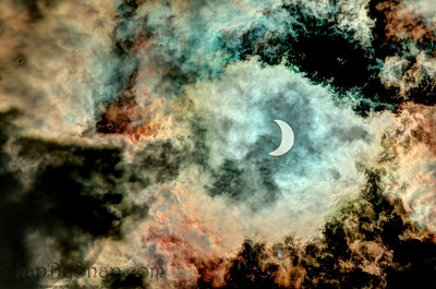 High Dynamic Range Eclipse