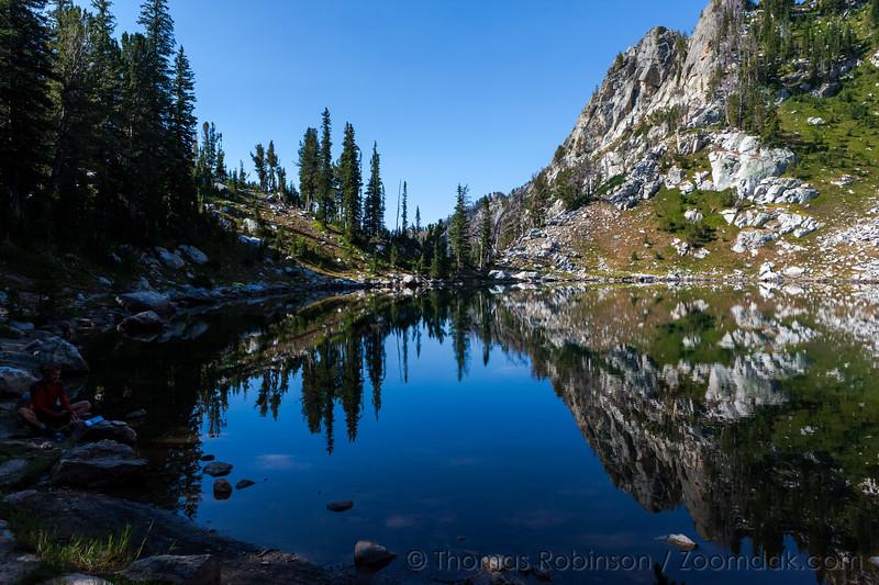 Surprise Lake, Tetons