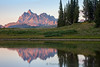 Spectacular Tetons Backcountry View