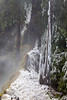 Icicles at Sahalie Falls