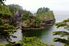 Kessiso Rocks, Cape Flattery