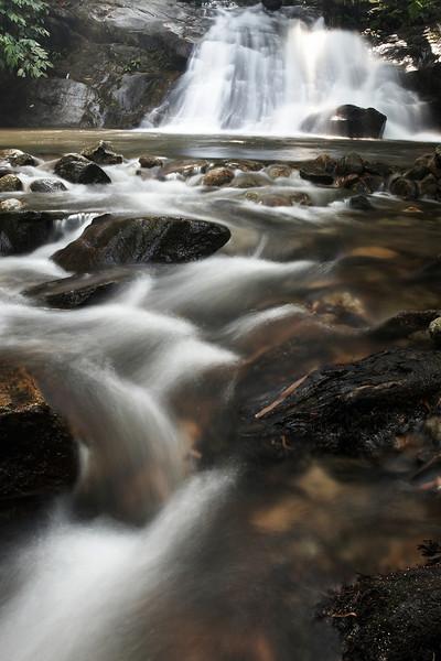 Sg Gabai waterfall