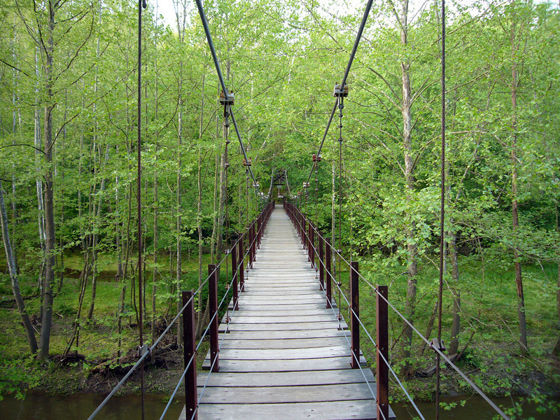 PatapscoRiverSuspensionBridge