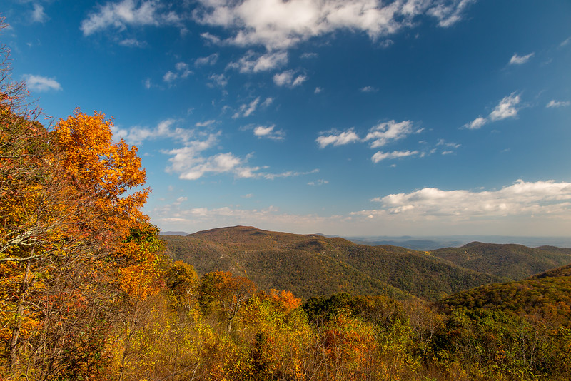 ShenandoahNationalParkViewFall16