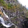 Toppen av Skjervefossen