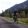 Kosetur med nye sykkelen...