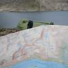 Innimellom må kartet studeres så man vet hvor man er...