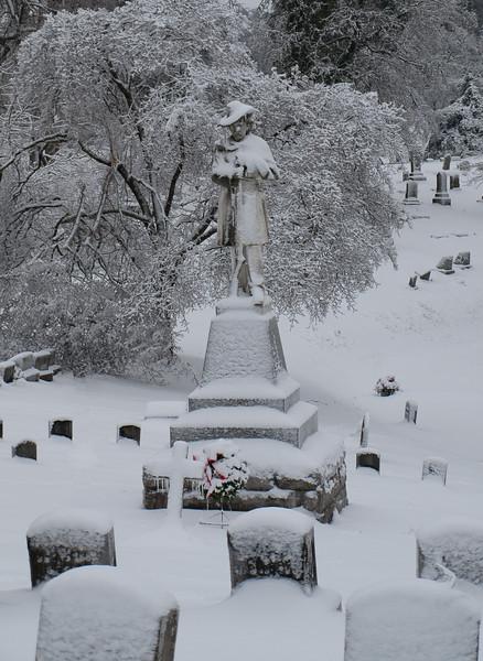 Confederate in the Cold