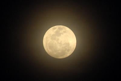 Full Moon On Vesak Day - 31th May 2007