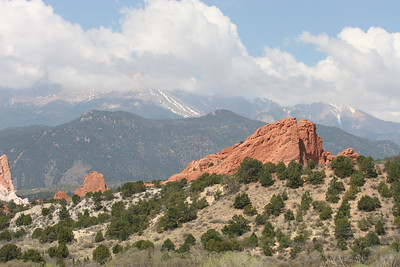 Garden of the Gods- Colorado