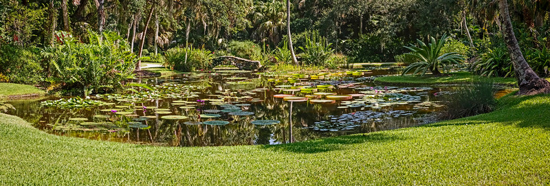 Location -  McKee Botanical Gardens